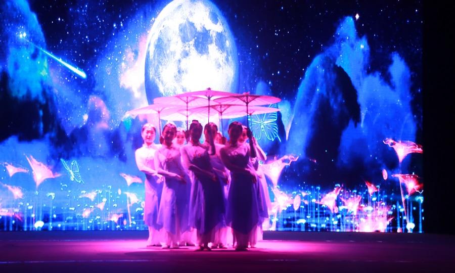 10舞蹈《美人吟?伞舞》(省黄梅戏剧院).JPG