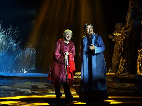 大型話劇《淮河新娘》完整視頻